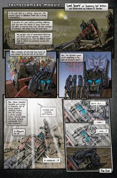 Last Spark by Transformers-Mosaic