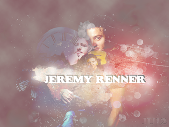 Jeremy Renner: Simply Perfect by MischiefIdea