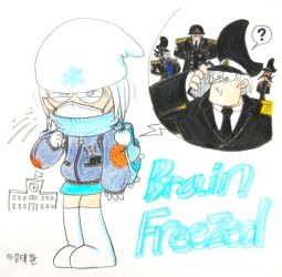 Brain Freezed by komi114