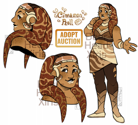Twi'lek Adopt AUCTION (CLOSED) by Deer-Head