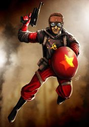 Captain USSR by DVan7