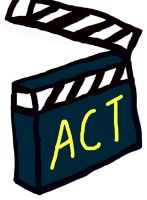 Action Clapboard Painted Style by jimbox31