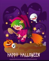 Happy Halloween 2008 by Cukismo