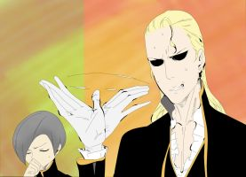 Noblesse Ch263 Pg14 Karias and Ludis!!~~~ by Fallen0245