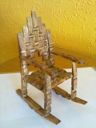 Rocking Chair by LinusGale