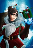 Mei Claus by Straeyve