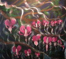 My Bleeding Hearts by juliarita