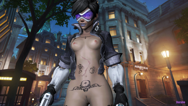 Tracer 9 by notsodamndeviant