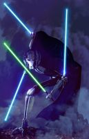 Grievous by LivioRamondelli