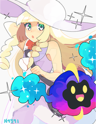 Get Back In The Bag, Nebby!! by n4391