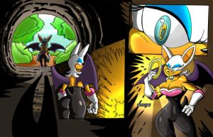 Rouge's ring 1 by RickyDemont