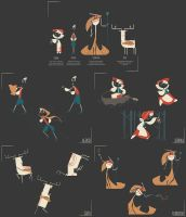 character design pack by scrii