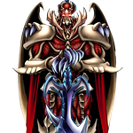 Terrorking Archfiend PNG by Carlos123321