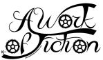 A Work of Fiction 1 (Band Logo) by allonsykimberly