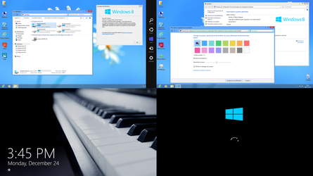 Windows 8 Style Pack 2.0 by nasrodj