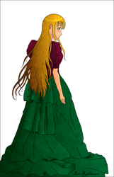 Dress - Colored by BenRR