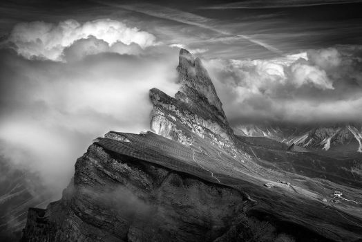 Seceda by StevenDavisPhoto