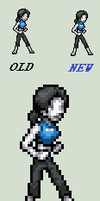 Wii Fit Trainer (JUS) by IceJkai