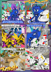 The Pone Wars 6.6: Fools of Engagement by ChrisTheS