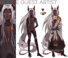 [eliore GA] auction [closed!] by suyumona-adopts