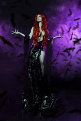 The Sorceress of the Abyss by 23619