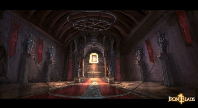 Corvin Castle Room Concept by Darkcloud013