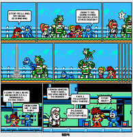 Megaman Dissonance page 184 by Blackhook