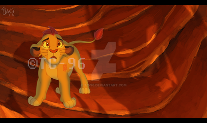 The Lion Guard - The return of Scar by TC-96