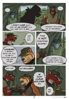 Comic: Tough love p8 by SteinWill