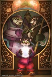 Warcraft - Quest for Pandaria #1 by SamwiseDidier