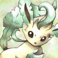 Leafeon by SailorClef