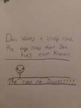 Dan's Road by KennaKaede