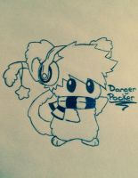 Dangerpacker fluffeh by Damagedbro