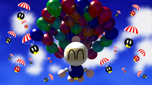 Balloons -Day- by picano