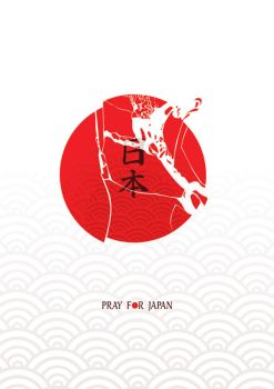 For Japan by Kordelia