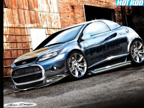 Ford Focus Frizzantina.... by IENADESIGN