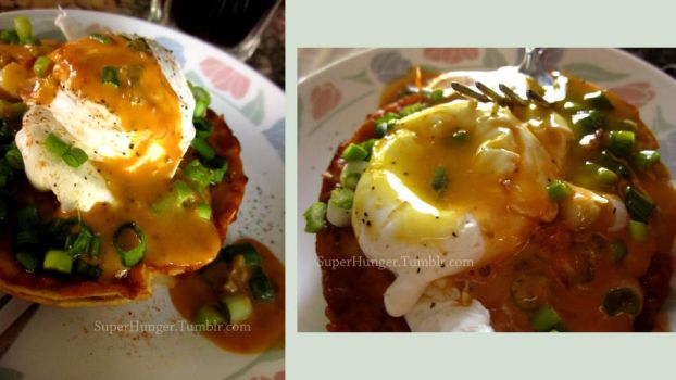 Huevos Rancheros (with recipe) by SuperHunger