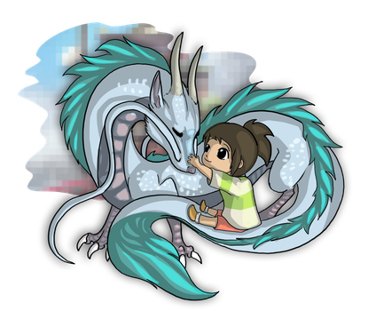Ghibli babies by Galidor-Dragon