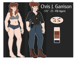 Chris Ref by Loxiv
