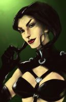 Aeon Flux by cogdis