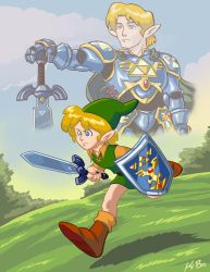 LoZ: Blood of My Ancestors by kevinbolk