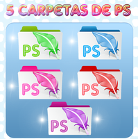 Carpetitas PS by star-mari