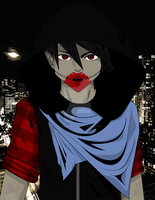 Vampire in the City by tragicallyhipster