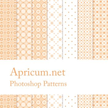 Photoshop Patterns by apricum