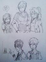 RWBY:Something gonna hapend again. . . by nuricombat