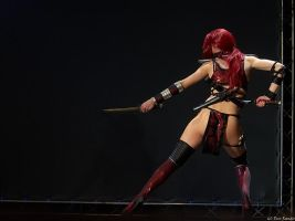 Cosplay Scarlet  Mortal Combat 9 by AsherWarr