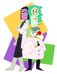 Voxmore Family by Trashy-Blaze