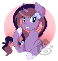 Lavender Aroma  ~  By Rannarbananar by Crystal-Comb