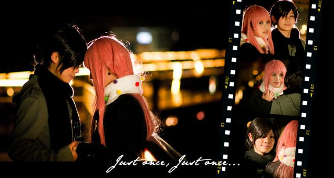 Just Once... by itakoaya