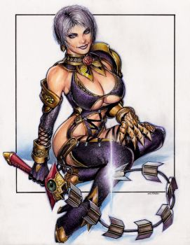 Ivy Valentine by Reverie-drawingly